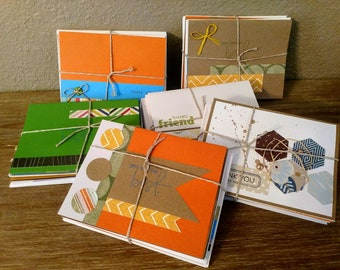 10 pack assorted thank you cards