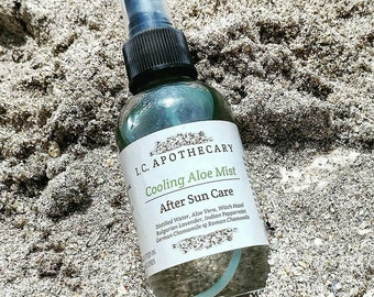 SALE 25% off with Code Cooling Aloe Mist After Sun Care