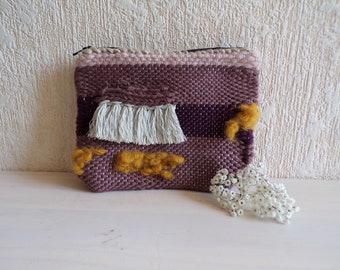 bohemian pouch