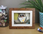 Owl Lovers Gift - Grey Wi...