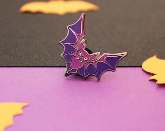 Halloween Vampire Hard Enamel Pin