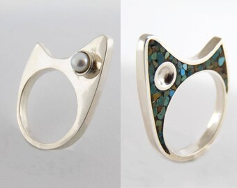 Sterling Silver Ring- AN17