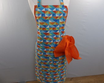 Artist Apron With Two Pockets