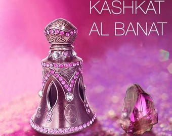 KASHKAT Al BANAT by Khalis Perfumes, Attar, Itr, Perfume, Fragrance Oil 20 ML