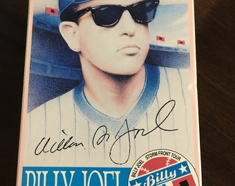 Billy Joel Live At Yankee Stadium VHS