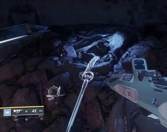 Fallen spear