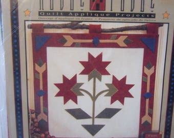 """Quilt Applique Wall Hanging Kit - 18"""" x 18"""""""