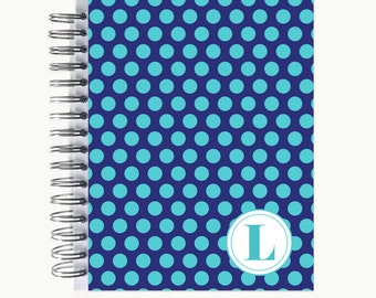 Address and/or Password Book – Personalized   Spiral   Business   Contacts   Gifts   Bold Dot