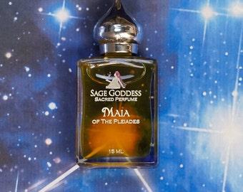 Maia Pleiadian Perfume