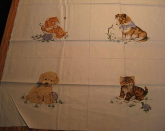 Adorable Animal Quilt Squares
