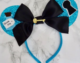 Alice in Wonderland Disney Inspired Ears