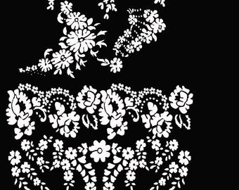 Digital Cake Design - Lace Library 2