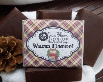 Warm Flannel Soap
