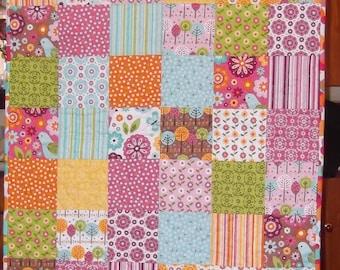 Toddler quilt, Baby quilt