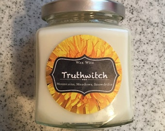 Truthwitch - Witchlands Inspired Candle