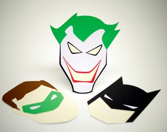 The Joker Greeting Card