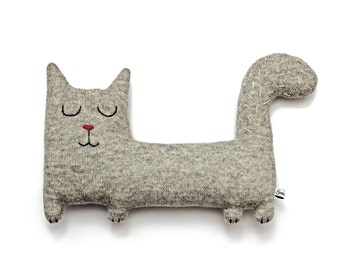 Jerry the Cat Lambswool Plush Toy - Made to order