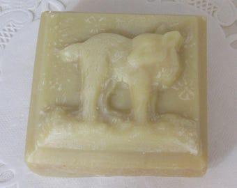 Simple Oil Goat Milk Soap  - Goat Kid