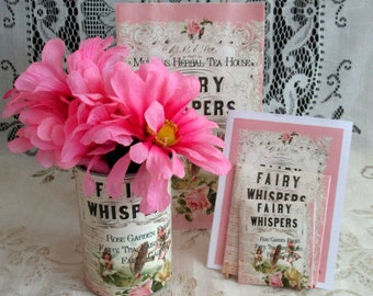 Flower Fairy Floral Gift Set
