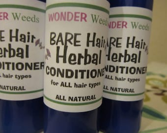 ALL NATURAL, Herbal Hair Conditioner, Cream Rinse