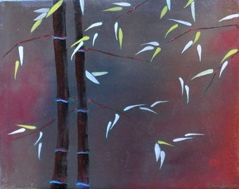 Painted Bamboo