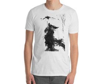 design asian original traveler model Short-Sleeve Unisex T-Shirt