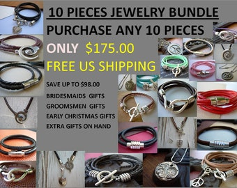 Leather Necklaces, Mens Necklaces, Womens Necklaces, Mens Bracelets Leather, Leather Bracelets for Women, Leather Bracelets,