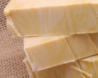 Yuzu Goats Milk Soap