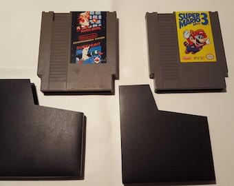 Two Nintendo Games - Super Mario 3 and Super Mario/Duck Hunt