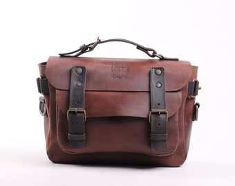 Messenger Bag (Tan)