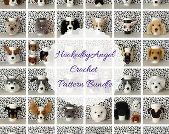 Mug Cozy Pattern, Fun Crochet Patterns, Coffee Cozy Pattern, Cup Cozy Pattern, Mug Warmer, Cup Sleeve Pattern, Dog Crochet Pattern, PDF File