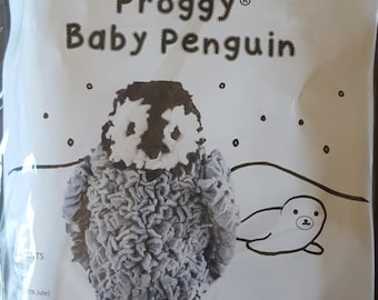 Craft Yourself Silly - Proggy Penguin