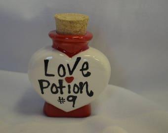 Heart Trinket Jar