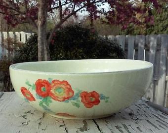 Hall's vintage large bowl