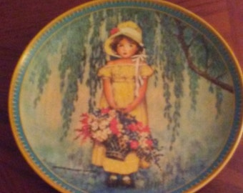 KNOWLES Collector Plate  - EASTER 1986