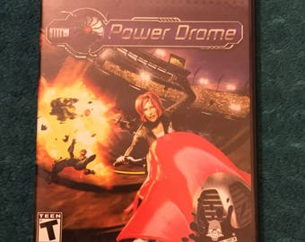 Powerdrome Vintage PS2 console game