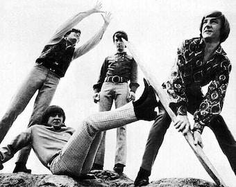 Vintage The Monkees image