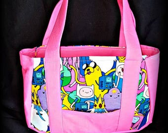 Adventure time handbag