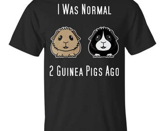 Brown and Black and White Guinea  Gildan Youth Ultra Cotton T-Shirt