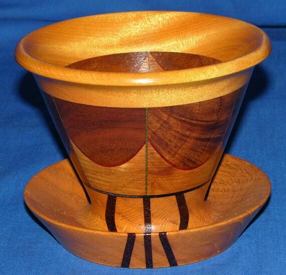 Segmented Woodturning 94-5 Unique Design