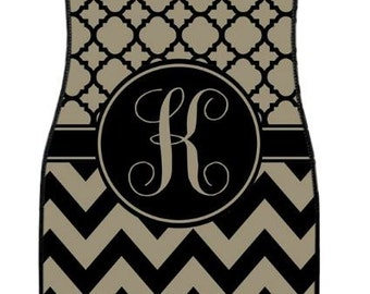 Car Mats Monogrammed Gifts Personalized Custom Car Mats Cute Car Accessories For Women Car Mat Monogram Gift Ideas Sweet 16 Car Decor