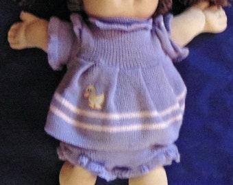 1985 Jerry Alanna Cabbage Patch Kids Doll
