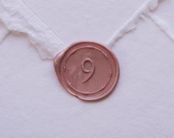 9 Wax Seal