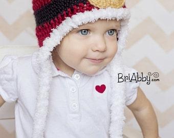 Crochet Santa Hat Pattern (PDF FILE)