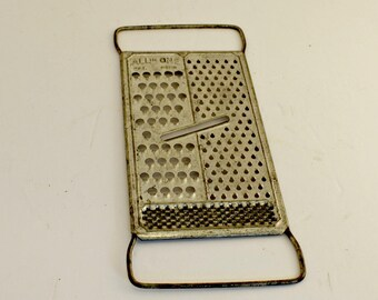 Vintage All in One Grater Very Good Condition Nice Patina