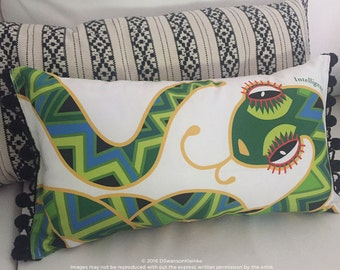 Chinese Zodiac Pillow-Snake-Dragon-Goat-Rooster-Dog-Rat-Ox-Rabbit-Horse
