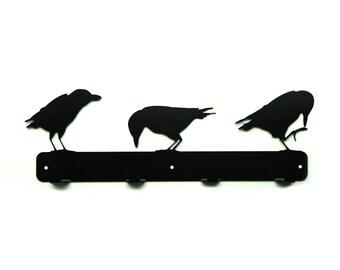 Raven Coat Rack