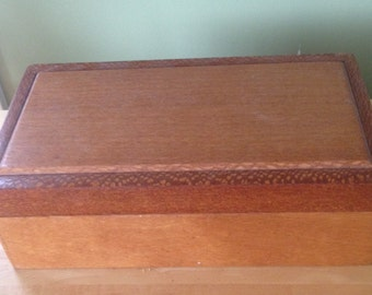 Lacewood Jewelry Box