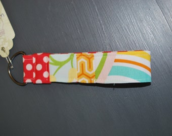 Keychain Wristlet - Bright and Fun Colors!