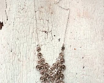 Delicate Chainmaille Necklace